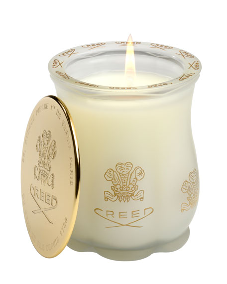 Creed Silver Mountain 20cl Fragranced Wooden Wick Candle