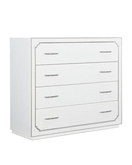 Hooker Furniture Eleri Four-Drawer Dresser
