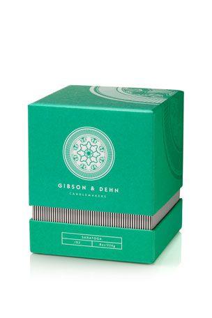 Gibson & Dehn White Tea & Cedar Scented Candle, 8 oz.