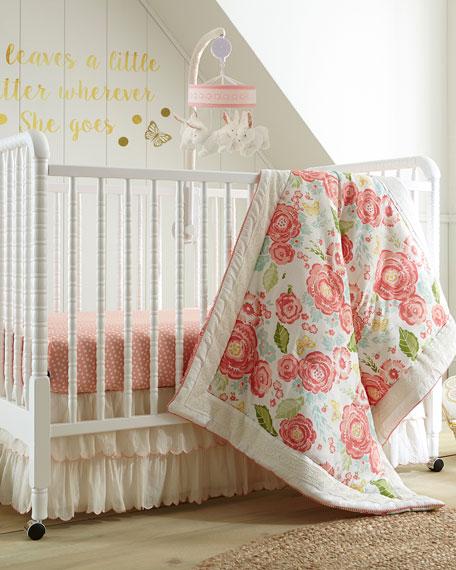 Levtex Charlotte 5-Piece Crib Bedding Set