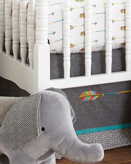 Levtex Zambezi 5-Piece Crib Bedding Set