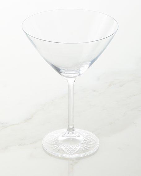 Godinger Touch Of Dublin Martini Glasses, Set of 24