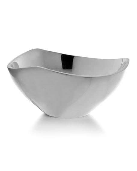 """Nambe Tri-Corner Bowl, 11"""""""