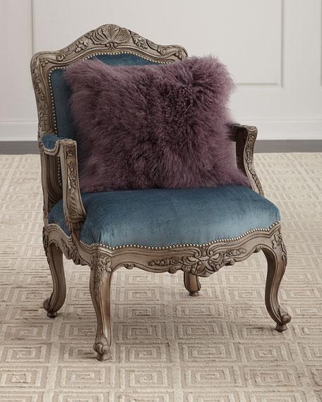 Massoud Eduardo Bergere Chair