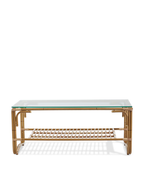 Ro Sham Beaux St. Kitts Coffee Table