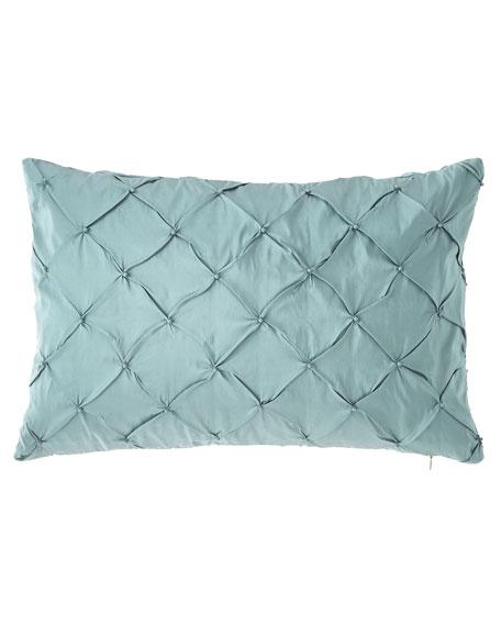 Austin Horn Collection Camellia Boudoir Pillow