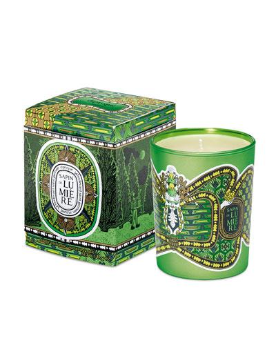 Candle Sapin de Lumiere