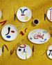Parler Seul by Joan Miró, Limited Edition Tableware Set by Bernardaud