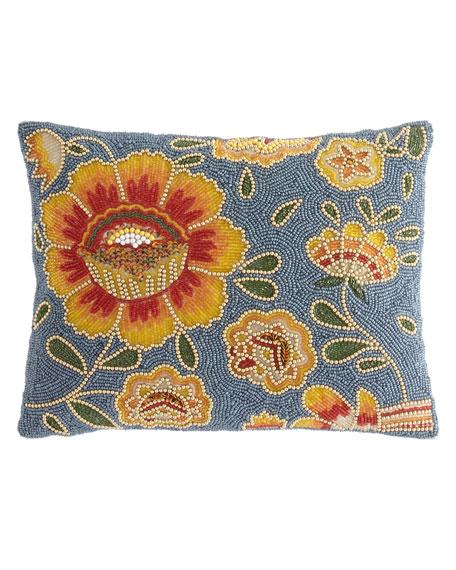 MacKenzie-Childs Shalimar Lumbar Pillow