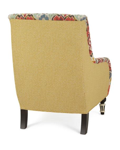 MacKenzie-Childs Boheme Accent Chair