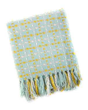 486508b88074c Luxury Blankets & Throws at Neiman Marcus