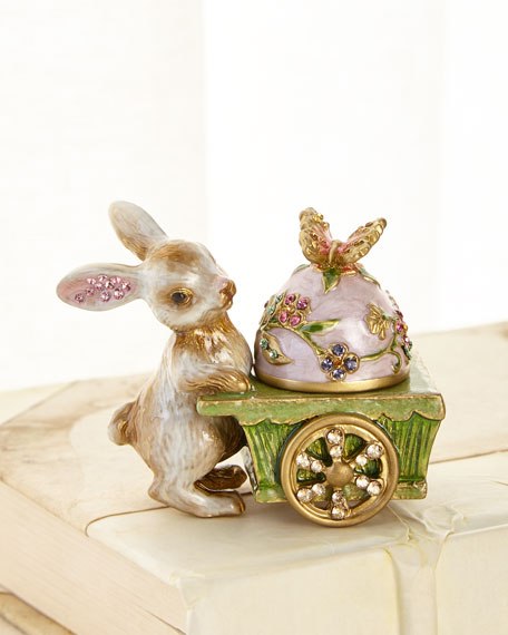 Jay Strongwater 2019 Annual Easter Box