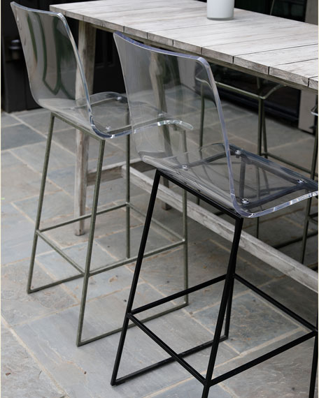 "Summer Classics Claro 40"" Bar Stool"