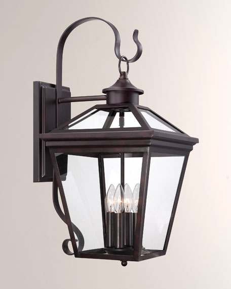 Image 2 of 3: Ellijay Wall Mount Lantern