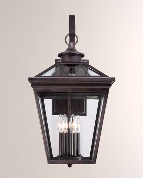 Image 3 of 3: Ellijay Wall Mount Lantern