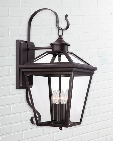 Image 1 of 3: Ellijay Wall Mount Lantern