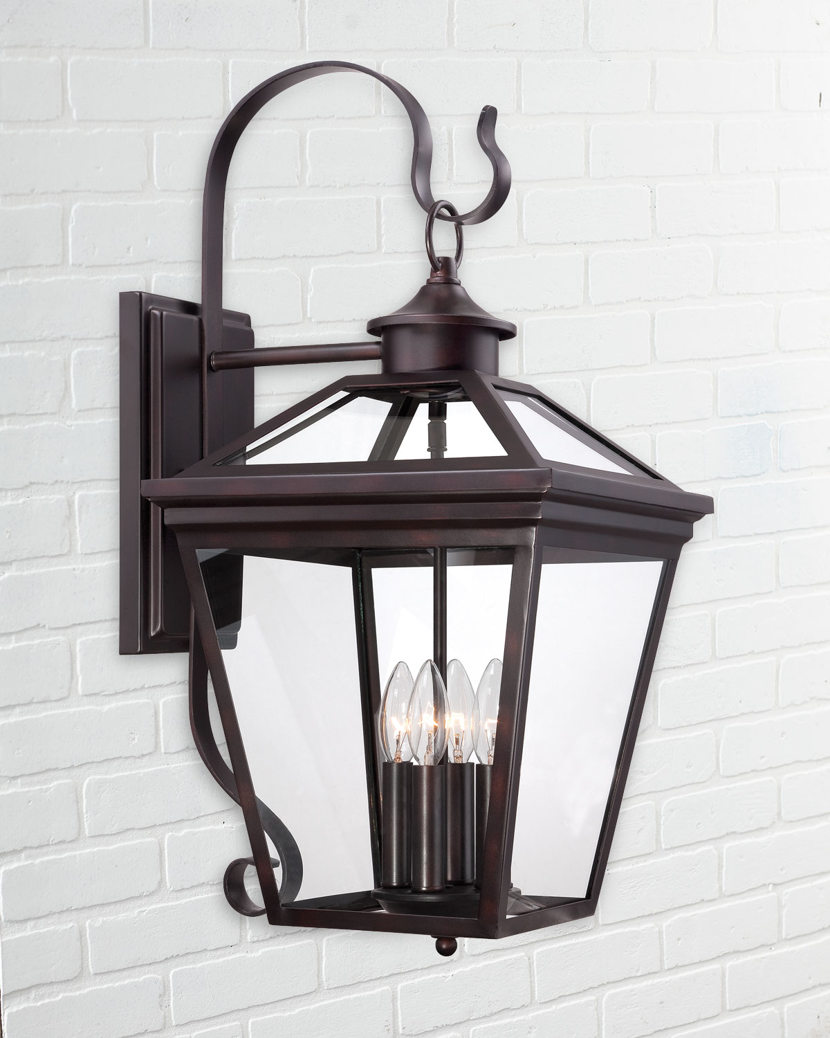 Ellijay Wall Mount Lantern