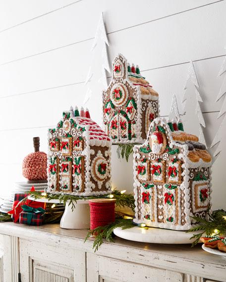 Sweet Savannah Dutch Village 4 Gingerbread House