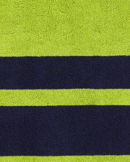 SFERRA Bold Borders Beach Towel