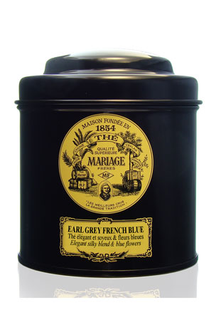 Mariage Freres International Earl Grey French Blue Tin