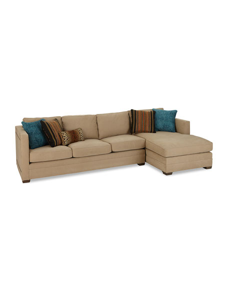 Sunland Right Chaise Sofa