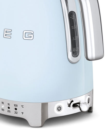 Image 5 of 5: Smeg Retro Variable Temperature Kettle