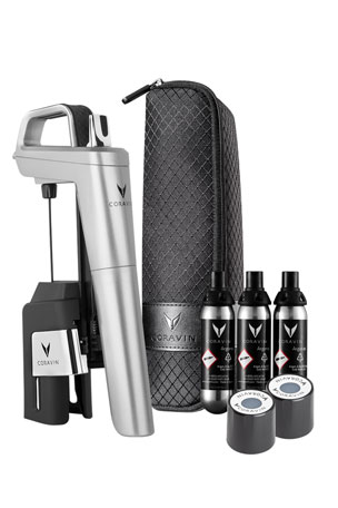 Coravin Six Wine Preservation System - Silver Model