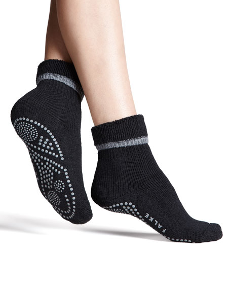 Cuddle Pad Socks, Anthracite