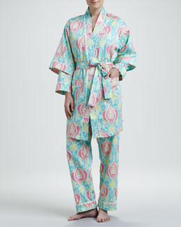 Bedhead King Louis Kimono Robe