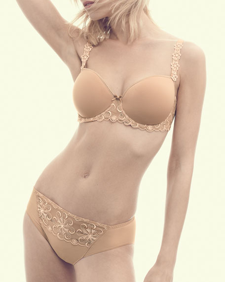Revelation 3-D Molded-Cup Bra