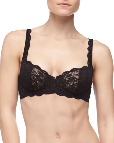 Never Say Never Prettie Underwire Lace Bra