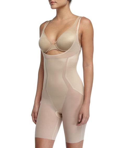 Spanx Haute Contour Open-Bust Bodysuit