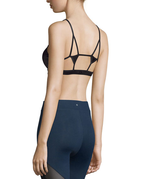 Element Sports Bra with Removable Cups