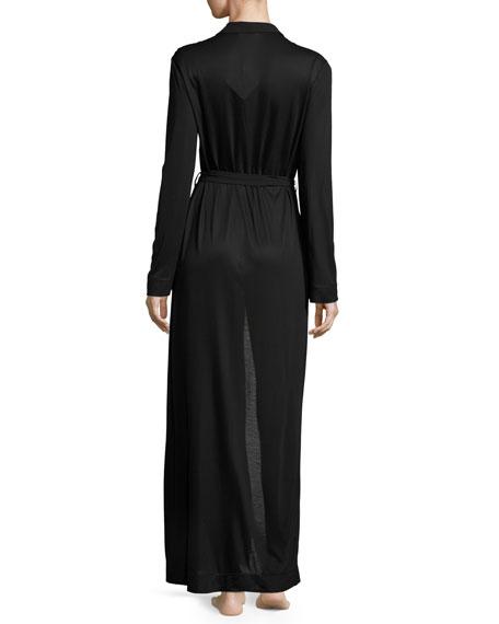 Charisma Silk-Blend Robe