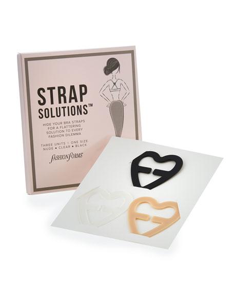 Bra Strap Solutions, Set of Three