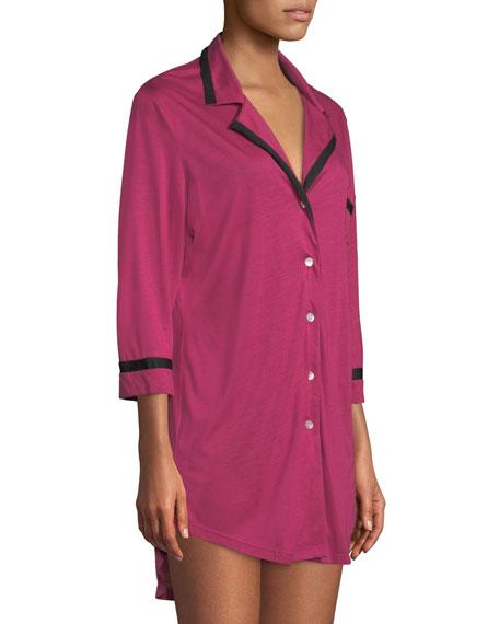 Bella Long-Sleeve Sleepshirt