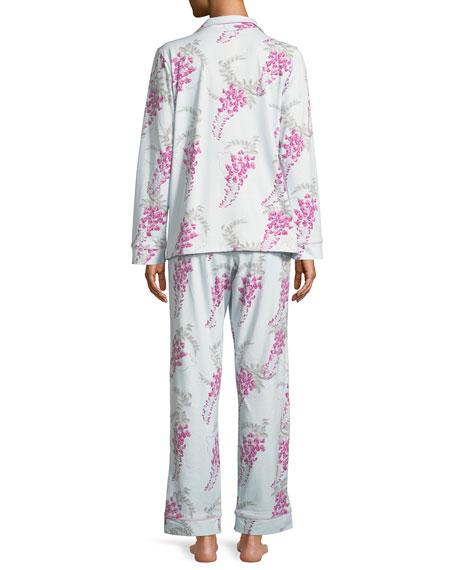 Wisteria Classic Pajama Set