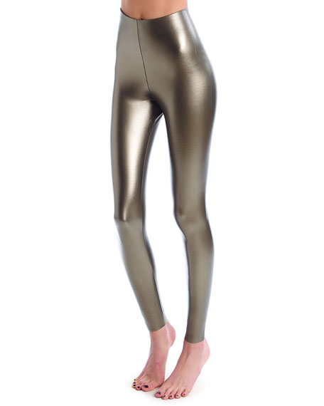 Commando Pants Classic Faux-Leather Leggings