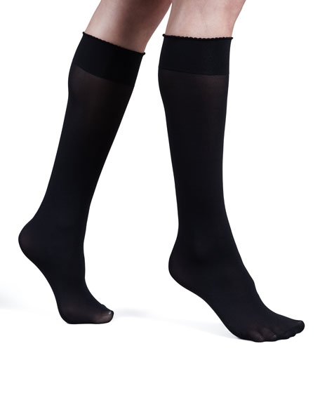 Velvet Deluxe Knee-Highs