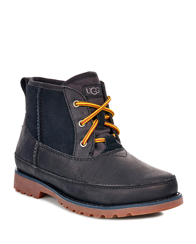 UGG Bradley Suede \u0026 Leather Waterproof