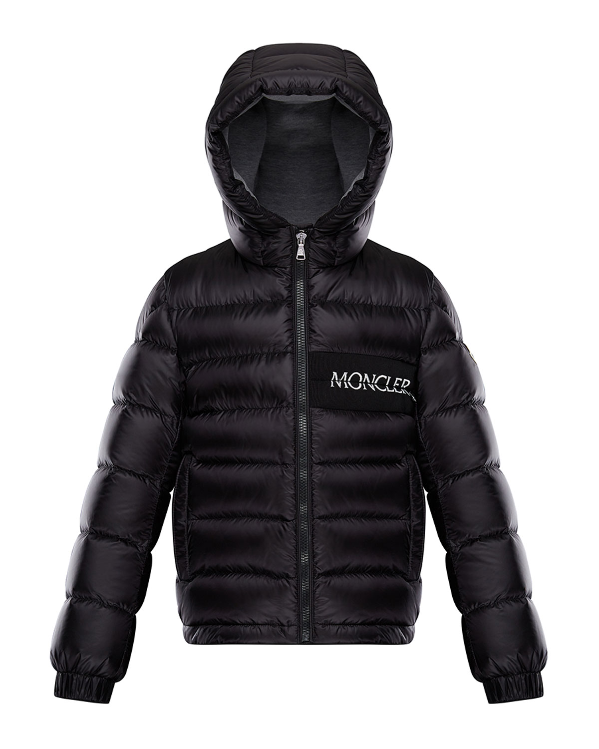 9a1e14a4d Aiton Hooded Quilted Jacket, Size 4-6