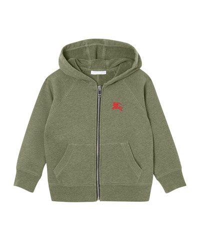 Gunther Zip-Up Hooded Jacket  Size 3-14
