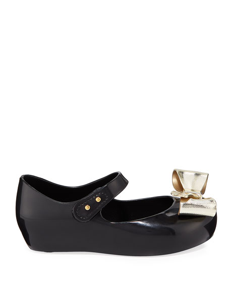 Mini Melissa Ultragirl Make A Wish Mary Jane Flat, Toddler