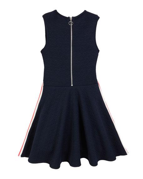 Sally Miller The Sidney Side Stripe Flare Dress, Size S-XL
