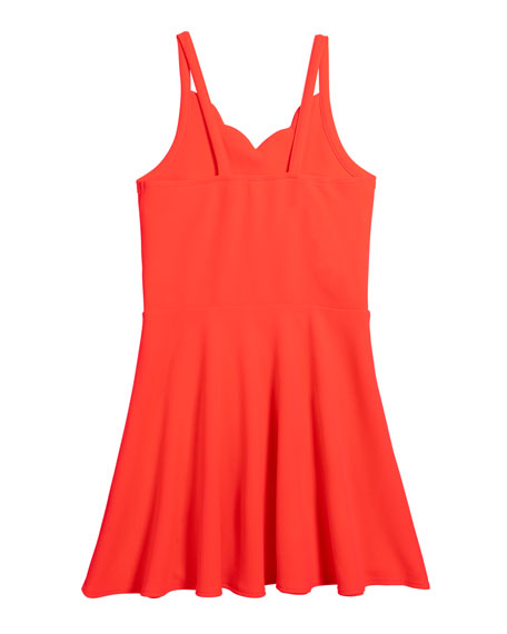 Image 2 of 3: Sally Miller The Laynie V-Neck Sleeveless Dress, Size S-XL