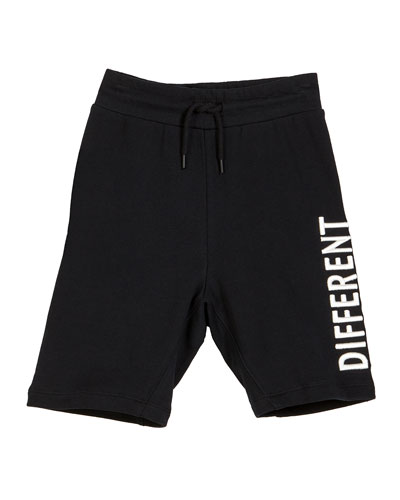 Aliases Different Together Sweat Shorts  Size 4-12