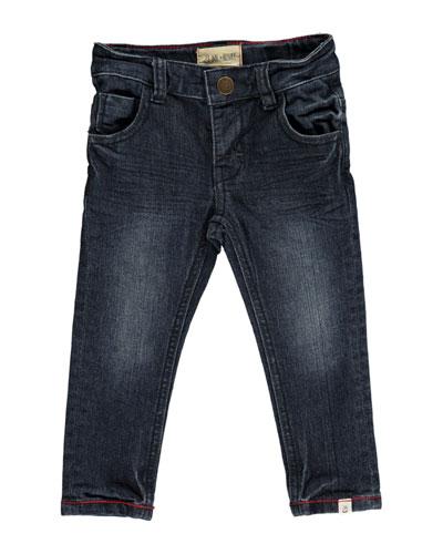 Slim Fit Denim Jeans w/ Children's Book  Size 3T-10