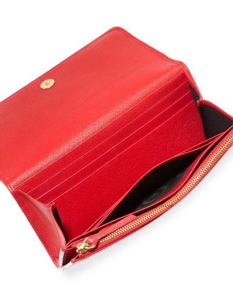 Balenciaga Edge Money Leather Wallet