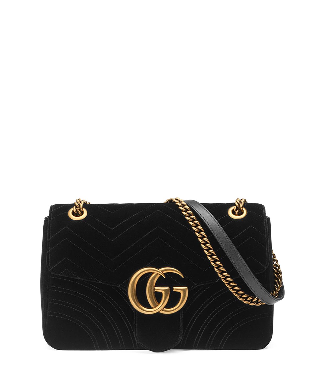 6e5fa2a20819 Black Velvet Bag