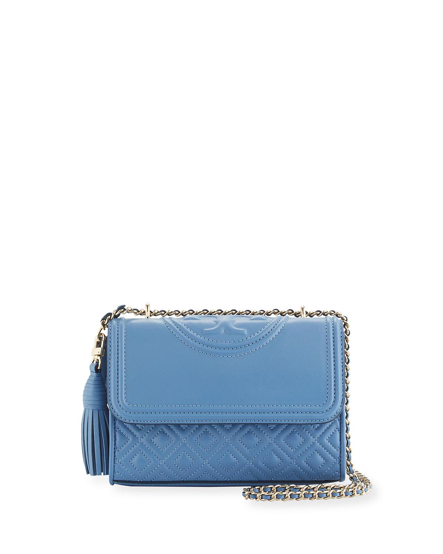 47971c253784 Tory Burch Fleming Small Convertible Shoulder Bag